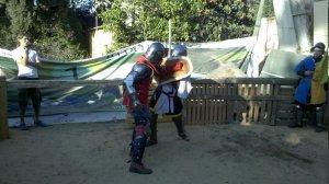 קרב אבירים
